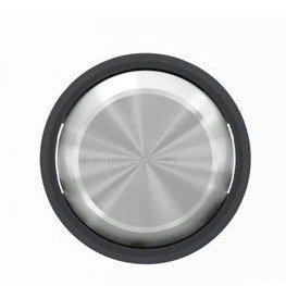 Niessen skymoon - Tecla interruptor conmutador cristal negro