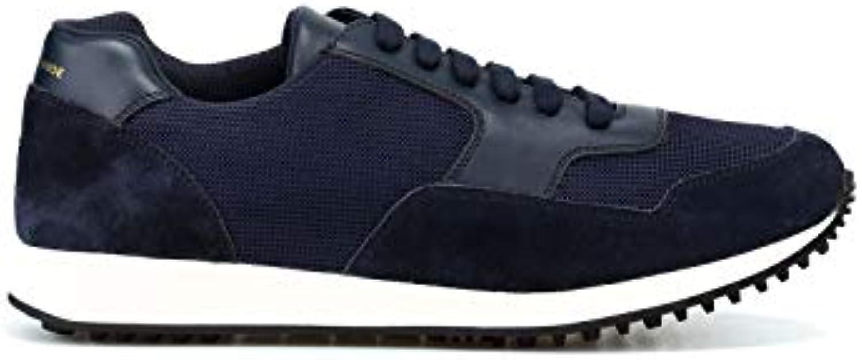 Car scarpe scarpe scarpe scarpe da ginnastica Uomo KUE9353D8CF0008 Camoscio Blu | Di Modo Attraente  38e03c