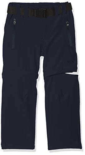 CMP 3T51644, Pantaloni Bambino, Blu (Black Blue), 140 cm