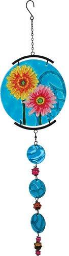 Glas-datenträger (Premier Kites 81144 Glas-Sonnenscheibe, Gänseblümchen)