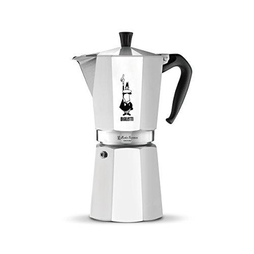 Bialetti Moka Express 18 Tassen Espressokocher