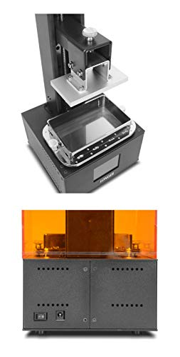 Orange 10 LCD 3D-Drucker Longer SLA Intelligente Unterstützung Schnelles Schneiden von UV-Licht aushärtendem UV-Harz 3D Drucker - 3