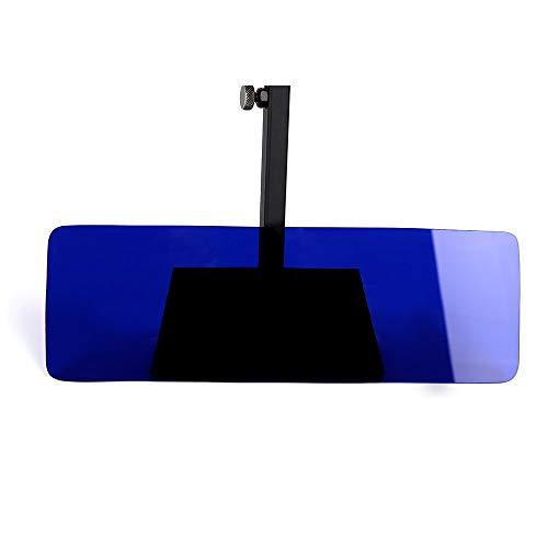 Rand Lagerung (X Max 300Partition Raumteiler Gepäck Rand Lagerung Behälter Splitter Sitze Isolierung Panel Trennwand Platz Fach Motorrad für Yamaha X Max X-Max 300xmax30020172018 blau)