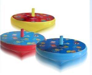 Mookie Peppa Schwein-Kreisel - Satz von 3 Kreiseln [Baby-Produkt]