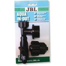 Aqua In-Out Wasserstrahlpumpe Für den schnellen und einfachen Wasserwechsel im Aquarium (klein)