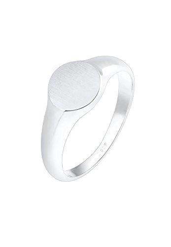 Elli Damen Motivring 925 Sterling Silber - Ringgröße 56 (17.8) 0609760417