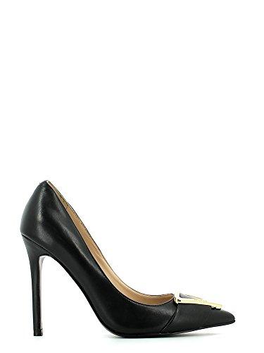 Übergröße: GUESS, Damen, Schuhe mit Absatz Burlana Nappa mehrfarbig schwarz