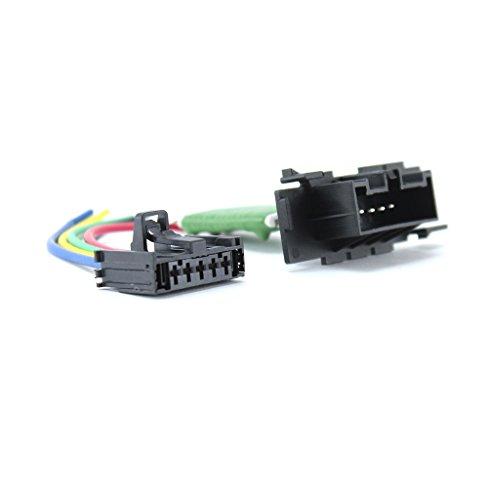 Preisvergleich Produktbild flexiblem-Verkabelung Elektrische Reparatur Anschluss für Widerstand-Heizung / Modul Leistung alfa romeo Fiat Citroen