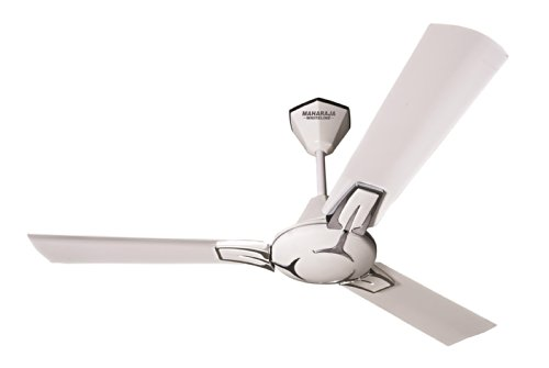 Maharaja Whiteline Platino 70-watt Ceiling Fan (white)