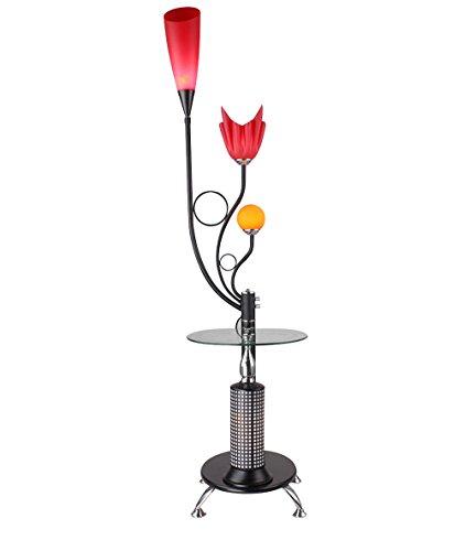 KXBYMX KXBYMXNachttischlampe Stehlampe, moderner Lampenständer im minimalistischen Stil [Energieklasse A +++]