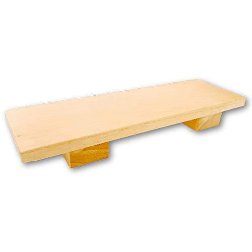 Tabla Sushi Madera Paulownia Kiri   28x9x3cm   Madera