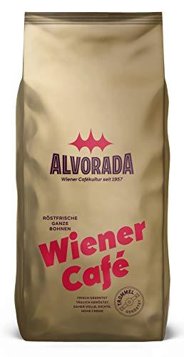 Alvorada Wiener Café | Ganze Bohne | Aroma-Softpack | 1000 g