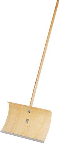 Holz-Schneeschieber 50 cm mit Stiel 135cm
