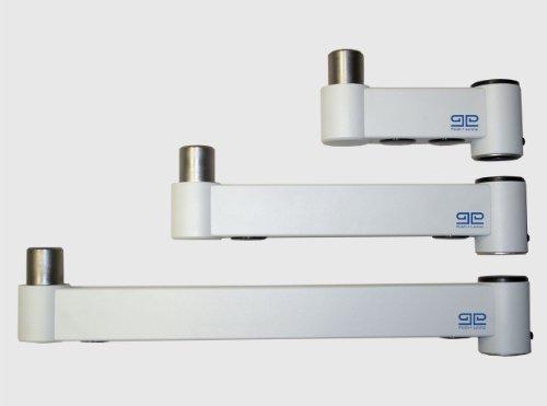 Flexi Mikroskopstativ Verlängerung / Hinterrohr, 150mm