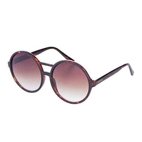 KOMONO Damen Brillengestelle Coco, Braun (Marron Tortoise), 59