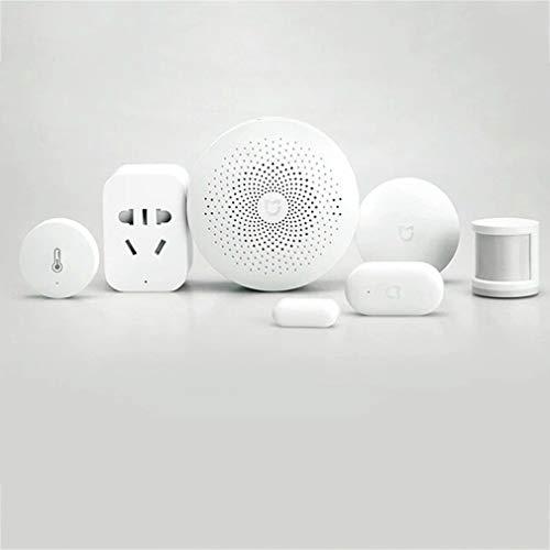 Aqara Smart Sensore di umidità per la temperatura ZigBee Wifi Wireless funziona con Xiaomi (Colore: bianco)