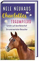 Charlottes Traumpferd: Gefahr auf dem Reiterhof / Ein unerwarteter Besucher