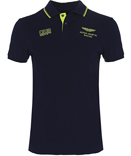 hackett-uomo-slim-fit-aston-martin-racing-doppia-punta-polo-shirt-blu-marino-xxl