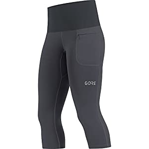 GORE RUNNING WEAR Damen 3/4 Lauf-Leggings, GORE Selected Fabrics, AIR LADY Tights 3/4, TLAIRD