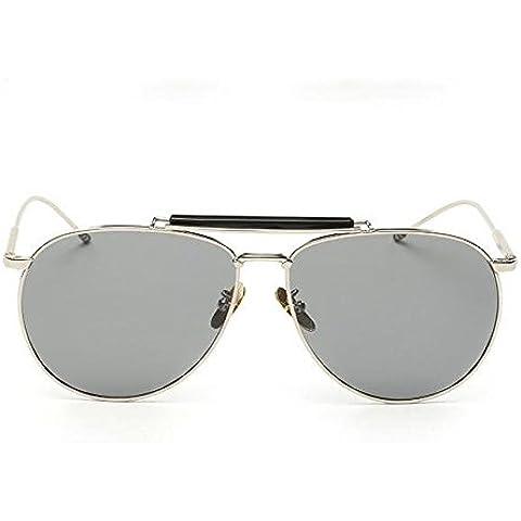 YKQJING Film di colore specchio moda colorata per occhiali occhiali da sole polarizzati senior maschile e femminile TB015 occhiali da sole