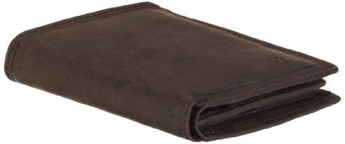 Bodenschatz Monza 8-166 MA 05 Unisex-Erwachsene Geldbörsen 10x14x3 cm (B x H x T) Braun (Espresso)