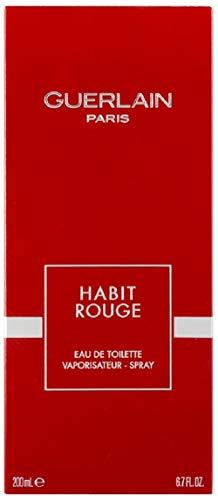 GUERLAIN Habit Rouge EDT 200 ml