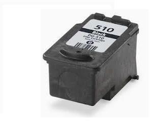 Printing Pleasure Schwarz Tintenpatrone kompatibel zu PG-510 für Canon Pixma iP2700 MP230 MP240 MP250 MP260 MP270 MP280 MP282 MP480 MP490 MP495 MX320 MX330 MX340 MX350 MX360 MX410 MX420