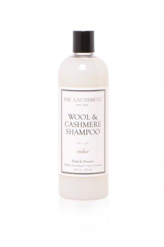 """The Laundress Waschmittel für Wolle und Kaschmir \""""Wool & Cashmere Cedar\"""", 475 ml (475 ml)"""