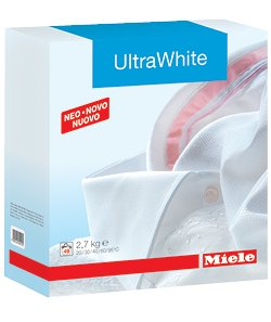 Miele, Ultrawhite, Waschmittel für die Waschmaschine, für weiße Wäsche, Artikelnummer 10199840