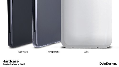 Apple iPhone 8 Plus Silikon Hülle Case Schutzhülle Prada Luxus Statements Hard Case weiß
