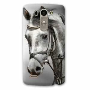Coque LG G3S animaux - cheval B