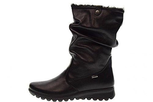 ENVAL SOFT scarpe donna stivali 89770/00 Nero