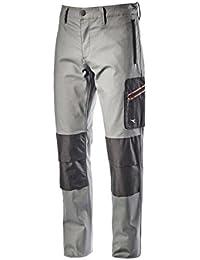 UTILITY DIADORA - Pantalón de Trabajo Pant Stretch ISO 13688:2013 para Hombre