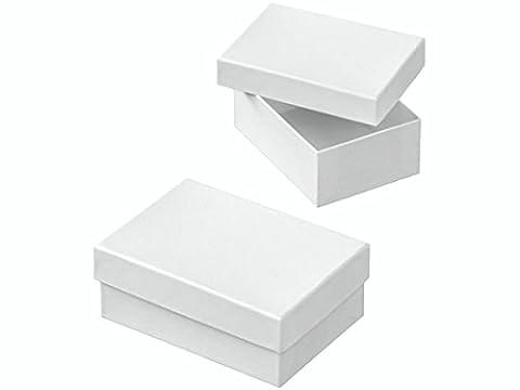 Knorr Prandell White Cardboard Box - Rectangle #784