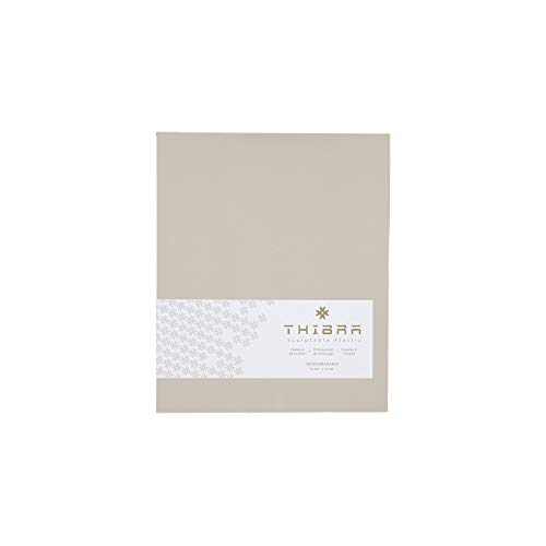 Thibra Moldable Thermoplastic Sheet, 10.8 x 13.4 (1/16 of a Full Size Sheet) THIB10