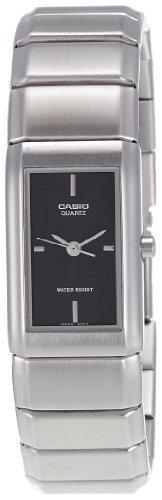 Casio Enticer Analog Black Dial Women's Watch - LTP-2037A-1CDF (A376) image