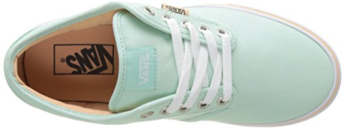 Vans Wm Atwood, Sneakers Basses Femme Vert (Canvas)