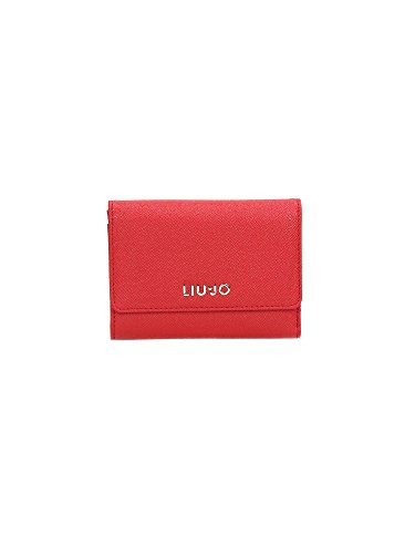 LIU JO ANNA WALLET A66127E0087-81550 Aurora red