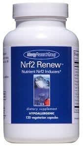 ARG - Nrf2 Renew 120 Vegcapsules by Allergy Research Group