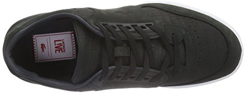 Lacoste L!VE - Sneaker - Homme noir (BLK/NVY)