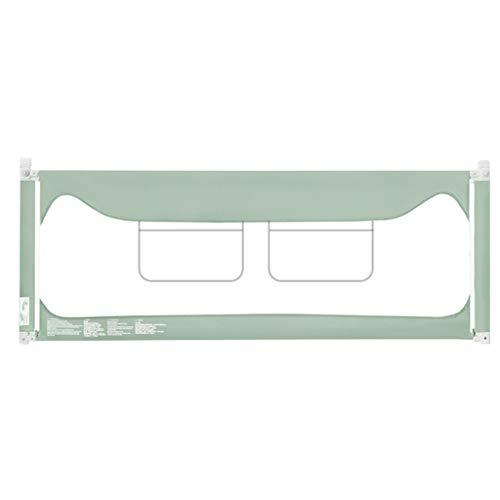 Robuste Kinderbett-Sicherheitsgurte - Einzelne Bettlasche Anti-Fall-Kleinkindbett Stoßstange Schutzgitter Krippe Seitenwand, 90cm Höhe