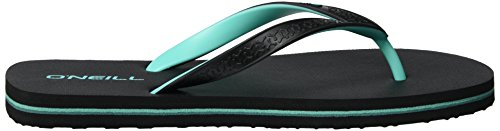 O'Neill - Fw Basic Flip Flop, Infradito Donna Schwarz (Black Out)