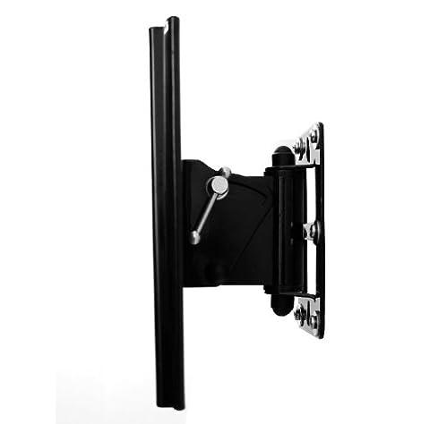 TV-Wandhalterung LED/LCD/Plasma, 32-42 Zoll, EXTREM Stabile Ausführung, Mit Fischer Zubehör,
