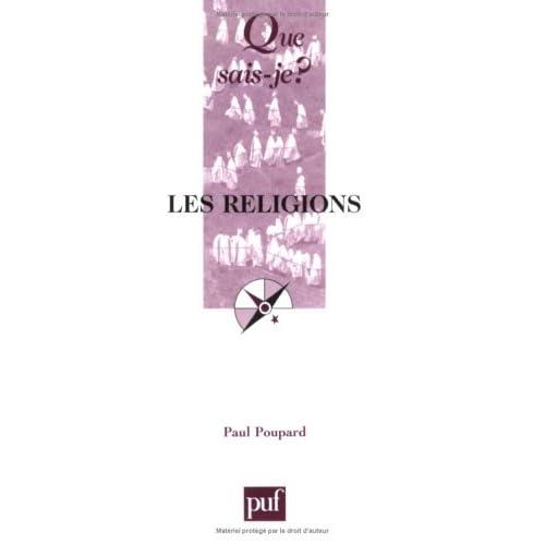 Que sais-je : Les Religions