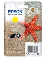 Epson Singlepack Yellow 603 Ink