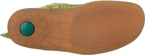 El Naturalista N262 Lux Suede Green / El Viajero, Desert boots femme Vert (Green)