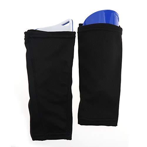 Paar Erwachsene Fußball Beinschutz Socken Fußball Schienbeinschoner Halter Sport Schienbeinschutz Socken Fußball Kalb Ärmel für Männer Frauen