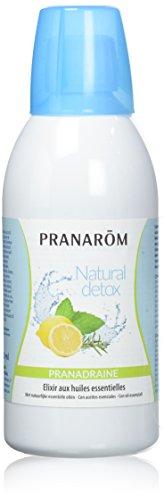 Pranarôm Pranadraine Natural Détox Elixir aux Huiles Essentielles