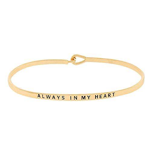 rosemarie-kollektionen-frauen-s-mother-s-day-dunn-metall-armreif-armband-always-in-my-heart-gold