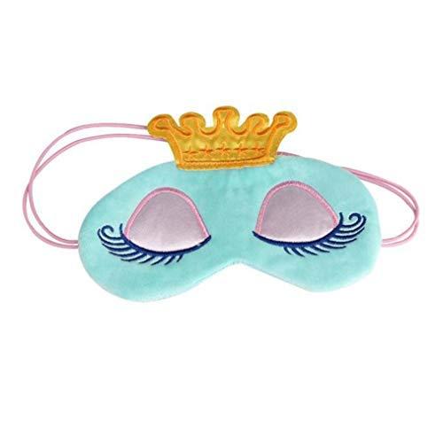 Potatogirl nützliche Krone EIS augenklappe Schatten auf Rest augenklappe augenbinde Schild für Sleep